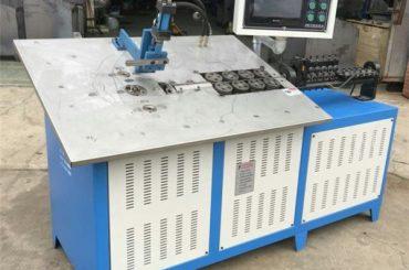 ขายร้อนอัตโนมัติลวดเหล็ก 3d ขึ้นรูป CNC, 2d ลวดดัดราคาเครื่อง