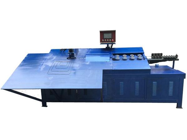 การควบคุม CNC แบบเต็มรูปแบบอัตโนมัติ 2D เครื่องดัดลวดราคา